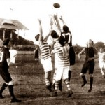 0 - Life goes on - Subiaco Oval August 8 1914 - Norwood (SA) 7-13 vs defeats East Fremantle 7-10-a