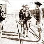 694-MacDonald_David Henderson - Changing the Guard Fremantle wharf Western Mail 19140814-2
