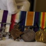 Lt. Lamerton's M.C. and Service Medals