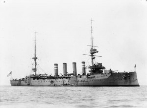 HMS Hampshire - ex Wikimedia commons