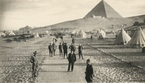 No1 General Camp, Mena Egypt 1915 - per AWM-P11294.001