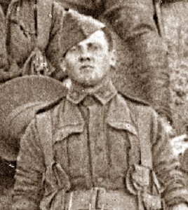 941 Private William Clifton (Bull) ROSE, Cheops Pyramid 10 Jan 1915 - ex WAGS 11Bn Project