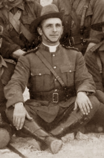 Captain (Fr) John FAHEY - Cheops Pyramid 10 January 1915