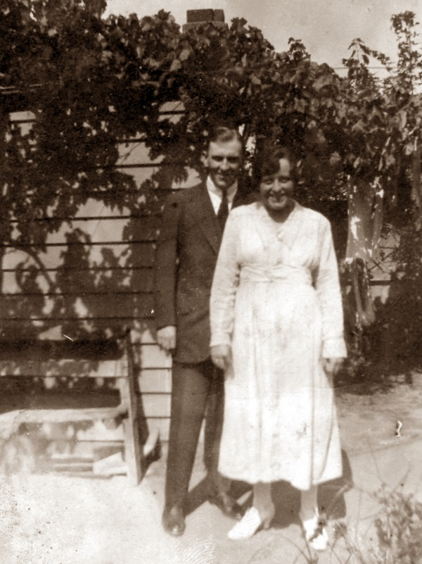Bernie and Laura ALSTON 1919