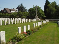 Borre British Cemetery