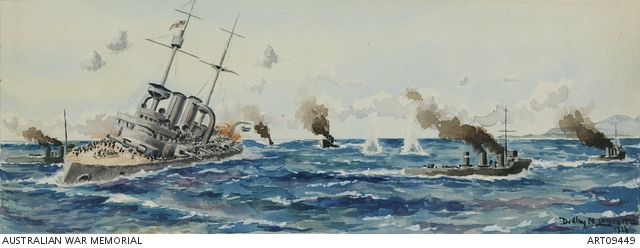 Sinking of the Triumph